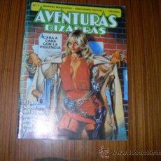 Tebeos: AVENTURAS BIZARRAS Nº 1 DE FORUM . Lote 34555519