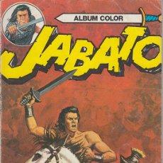 Tebeos: JABATO ALBUM COLOR - Nº 1 . Lote 36028180