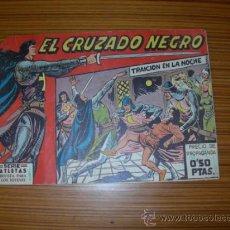 Tebeos: EL CRUZADO NEGRO Nº 1 DE MAGA . Lote 38018389