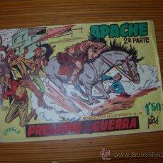 Tebeos: APACHE Nº 1 DE MAGA . Lote 37384852