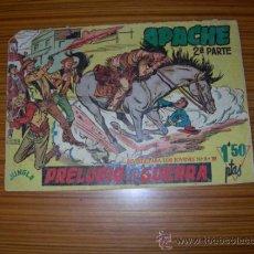 Tebeos: APACHE Nº 1 DE MAGA . Lote 37384894