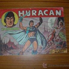 Tebeos: HURACAN Nº 1 DE MAGA . Lote 37385355