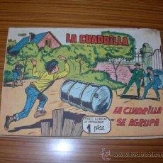 Tebeos: LA CUADRILLA Nº 1 DE MAGA . Lote 37385459