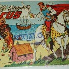 Tebeos: EL SARGENTO VIRUS Nº 1 - VALENCIANA - ORIGINAL LEER. Lote 38991907