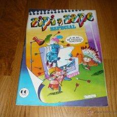 Tebeos: ZIPI Y ZAPE ESPECIAL Nº 13 CON BUDDY LONGWAY BRUGUERA 1978. 60 PTS. PERFECTO DE 10. Lote 40045966
