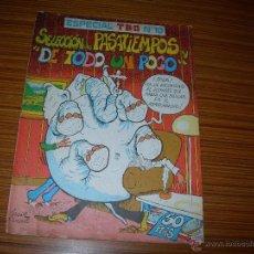 Tebeos: ESPECIAL TBO Nº 10 DE BUIGAS . Lote 40636536