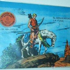 Tebeos: FLECHA Y ARTURO DE 4 PESETAS Nº 1 - ORIGINAL RICART- LEER. Lote 40977155