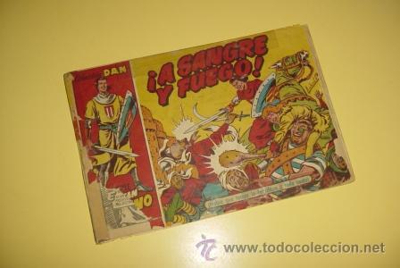 EL CAPITAN TRUENO (BRUGUERA). ¡¡ Nº 1 !! (Tebeos y Cómics - Números 1)