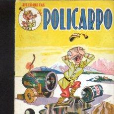 Tebeos: TEBEOS-COMICS CANDY - EL RECLUTA POLICARPO Nº 1 - GONG 1949 - SANCHIS (PUMBY) * RARISIMO *UU99. Lote 41386273