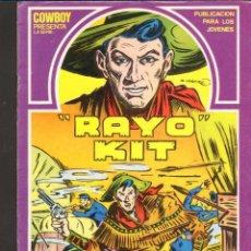 Tebeos: TEBEOS-COMICS CANDY - RAYO KIT - ED. URSUS - Nº 1 - IRANZO *BB99. Lote 41432695