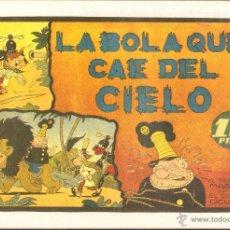 Tebeos: TEBEOS-COMICS CANDY - PROFESOR MAGNUS CONTRA DOCTOR CICUTA - 6 -HISPANOAMERICANA 1945 ULTIMO *AA98. Lote 42374985