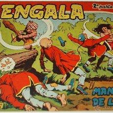 Tebeos: BENGALA 2ª - Nº 1 - MAGA - ORIGINAL. Lote 42793840