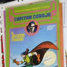 Tebeos: TEBEOS-COMICS CANDY - CAPITAN CORAJE - Nº 1 - URSUS - 1982 - IRANZO *XX99. Lote 43353905