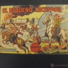 Tebeos: EL PEQUEÑO LUCHADOR Nº 1.. Lote 43608907
