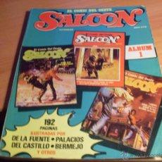 Tebeos: SALOON ALBUM Nº 1. EL COMIC DEL OESTE (ED. HITPRESS) (CL11). Lote 45519014