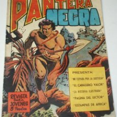 Tebeos: PANTERA NEGRA REVISTA - Nº 1-- ORIGINAL -IMPORTANTE LEER DESCRIP.. Lote 45847866