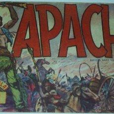 Tebeos: APACHE Nº 1 - ORIGINAL MAGA - LEER. Lote 46038145