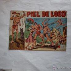 Tebeos: PIEL DE LOBO Nº 1 ORIGINAL. Lote 46674717