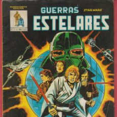 Tebeos: GUERRAS ESTELARES-EL IMPERIO ATACA Nº1-COPYRIGHT 1981-ED.VERTICE-IMPRESO POR BAGUÑA HERMANOS*. Lote 47156568