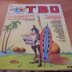 Tebeos: TBO Nº 1 EDICIONES B (CLA16). Lote 48433629