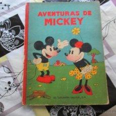 Tebeos: AVENTURAS DE MICKEY Nº 1 AÑO 1933. Lote 48775827