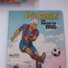 Livros de Banda Desenhada: ERIC CASTEL. Nº 1.- LOS JUNIORS DE ERIC. RAYMOND REDING - FRANÇOISE HUGUES. EDICIONES JUNIOR 1979. Lote 49178397