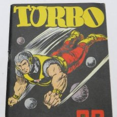 Tebeos: TURBO. 3D. Nº1 - TIENE 34 ILUSTRACIONES TRIDIMENSIONALES A PAGINA COMPLETA. POR JOSE LAFFOND. ES UN . Lote 49193079