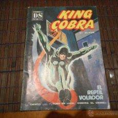 Tebeos: KING COBRA NUMERO 1. Lote 49414185
