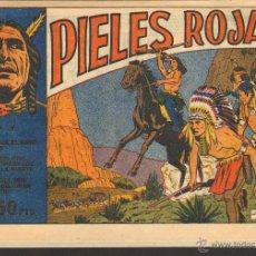 Tebeos: TEBEOS-COMICS GOYO - PIELES ROJAS - ED. JUVENIS - 1955 - Nº 1 - ORIGINAL SIN ABRIR *CC99. Lote 49615368