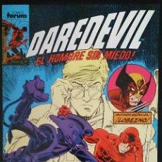 Tebeos: DAREDEVIL VOL 2 Nº 1 / MARVEL / FORUM 1989 (ANN NOCENTI & RICK LEONARDI). Lote 50023740