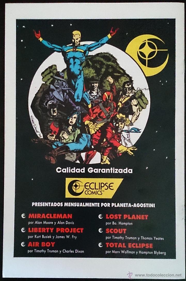 Tebeos: Nick Furia Agente De SHIELD Nº 1 / Marvel / Forum 1990 (Bob Harras & Bob Hall) - Foto 2 - 50065469