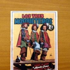 Tebeos: LOS TRES MOSQUETEROS´- Nº 1 - EDICIONES CLIPER 1950. Lote 50316439