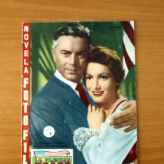 Tebeos: NOVELA FOTOFILM - Nº 1 LA FAMILIA TRAPP - EDICIONES SUEÑOS ROSADOS 1958. Lote 50319330