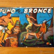Tebeos: PUÑO DE BRONCE - Nº 1 - EDITORIAL ANDALUZA 1962. Lote 50330030