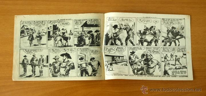 Tebeos: Winchester Jim - Nº 1 Un defensor de la ley - Editorial Ricart 1955 - Foto 4 - 50331400