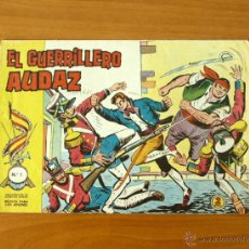 Tebeos: EL GUERRERO AUDAZ - Nº 1 - EDITORIAL VALENCIANA 1962. Lote 50332250