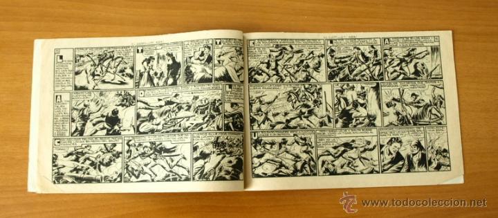 Tebeos: El guerrero audaz - Nº 1 - Editorial Valenciana 1962 - Foto 3 - 50332250