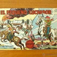 Tebeos: EL PEQUEÑO LUCHADOR - Nº 1 - EDITORIAL VALENCIANA 1960. Lote 50332388