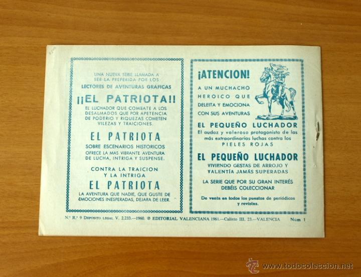 Tebeos: Fredy Barton el audaz - Nº 1 Atención... Platillos volantes - Editorial Valenciana 1960 - Foto 4 - 50332499