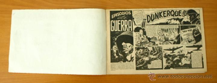 Tebeos: Episodios de guerra - Nº 1 Dunkerque - Editorial Augusta 1948 - Foto 2 - 50333494