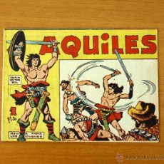 Tebeos: AQUILES - Nº 1 - EDITORIAL MAGA 1962. Lote 50334321