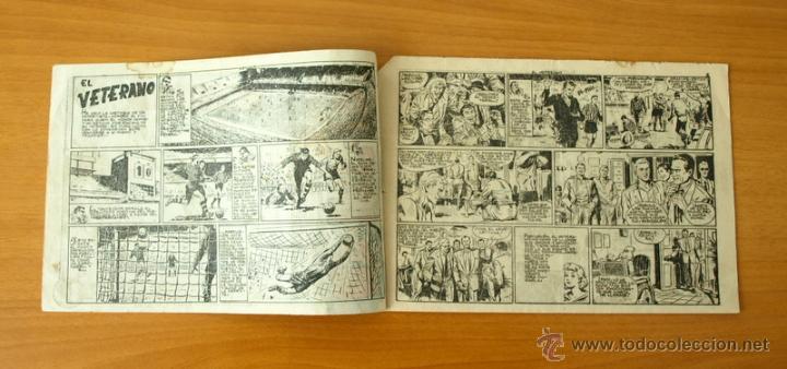 Tebeos: Atletas - Nº 1 El veterano - Editorial Maga 1958 - Foto 2 - 50334436