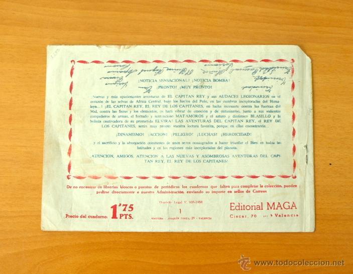 Tebeos: Atletas - Nº 1 El veterano - Editorial Maga 1958 - Foto 5 - 50334436