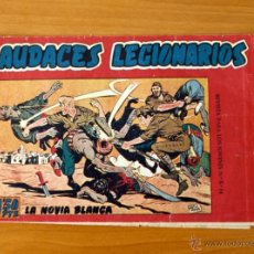 Tebeos: AUDACES LEGIONARIOS - Nº 1 LA NOVIA BLANCA - EDITORIAL MAGA 1958. Lote 50334556