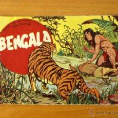 Giornalini: BENGALA - Nº 1, 1ª PARTE - EDITORIAL MAGA 1959. Lote 50334673