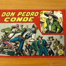 Tebeos: DON PEDRO CONDE - Nº 1 - EDITORIAL MAGA 1956. Lote 50335098