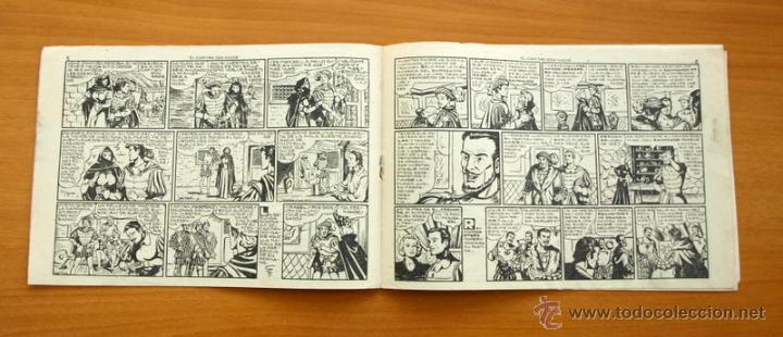 Tebeos: El Capitán Don nadie - Nº 1 - Editorial Maga 1952 - Foto 3 - 50337271