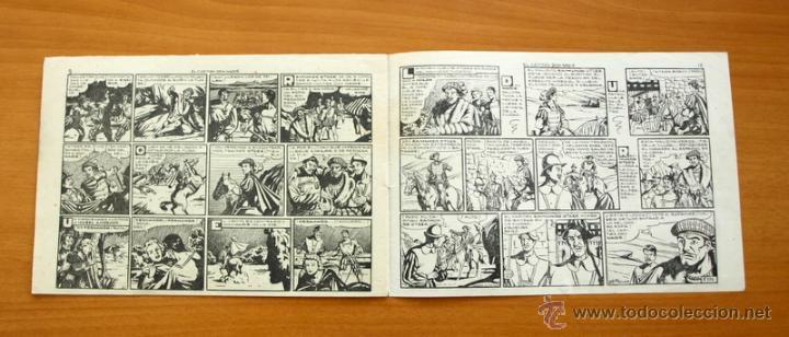 Tebeos: El Capitán Don nadie - Nº 1 - Editorial Maga 1952 - Foto 4 - 50337271