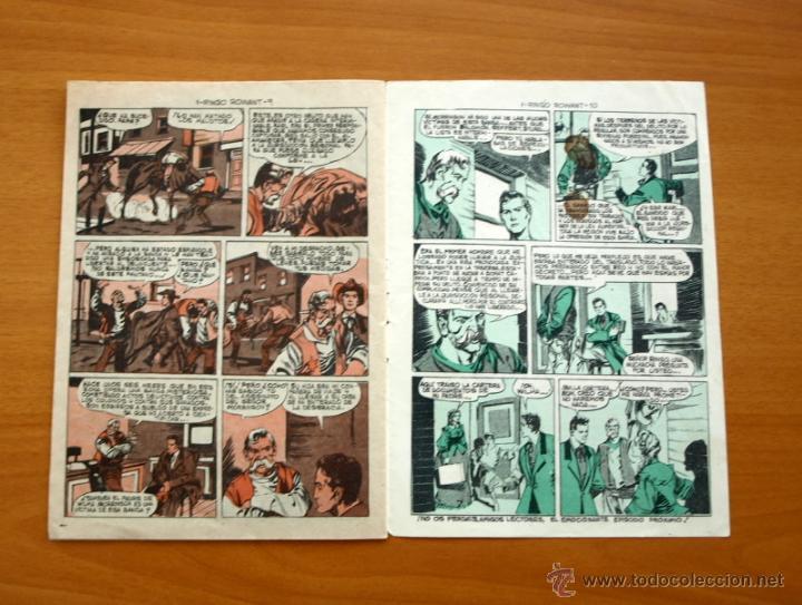 Tebeos: El defensor negro - Nº 1 Ringo Rowant - Editorial Maga 1963 - Foto 4 - 50337708
