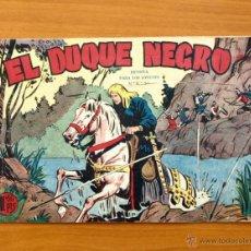 Tebeos: EL DUQUE NEGRO - Nº 1 - EDITORIAL MAGA 1958. Lote 50337923
